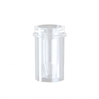 Analysis beakers Gemsaec G1, PS, 0.5 ml