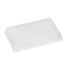 96-Well micro test plates, U-bottom, PS, sterilized