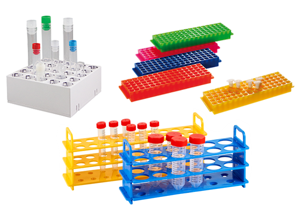 Rack for Microcentrifuge Tubes