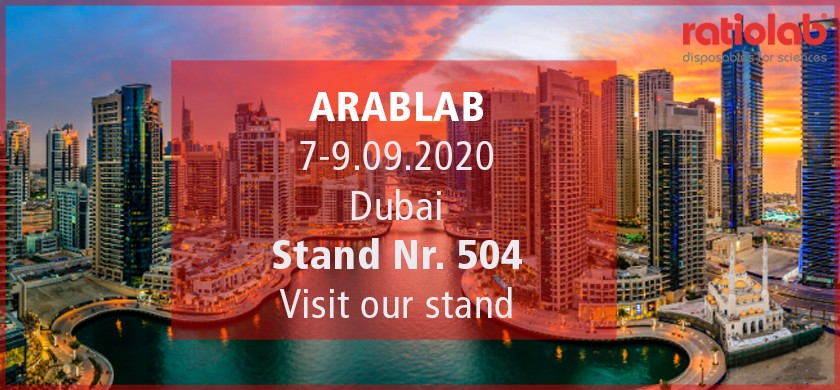 Arablab Messe 2020