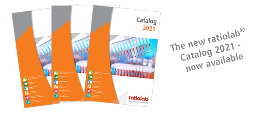 New Ratiolab Catalog 2021