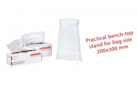 Autoclavable bags dispenser box